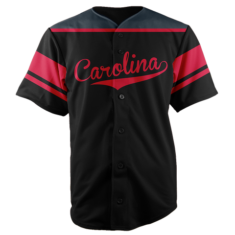 Image of CAROLINA BASEBALL JERSEY