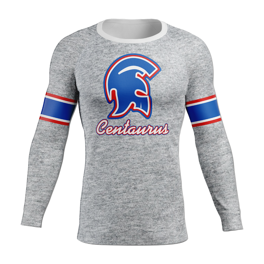 Centaurus Custom Sublimated Alternate Long Sleeve Workout Shirt