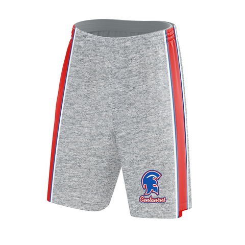 Centaurus Custom Sublimated Away Workout Shorts