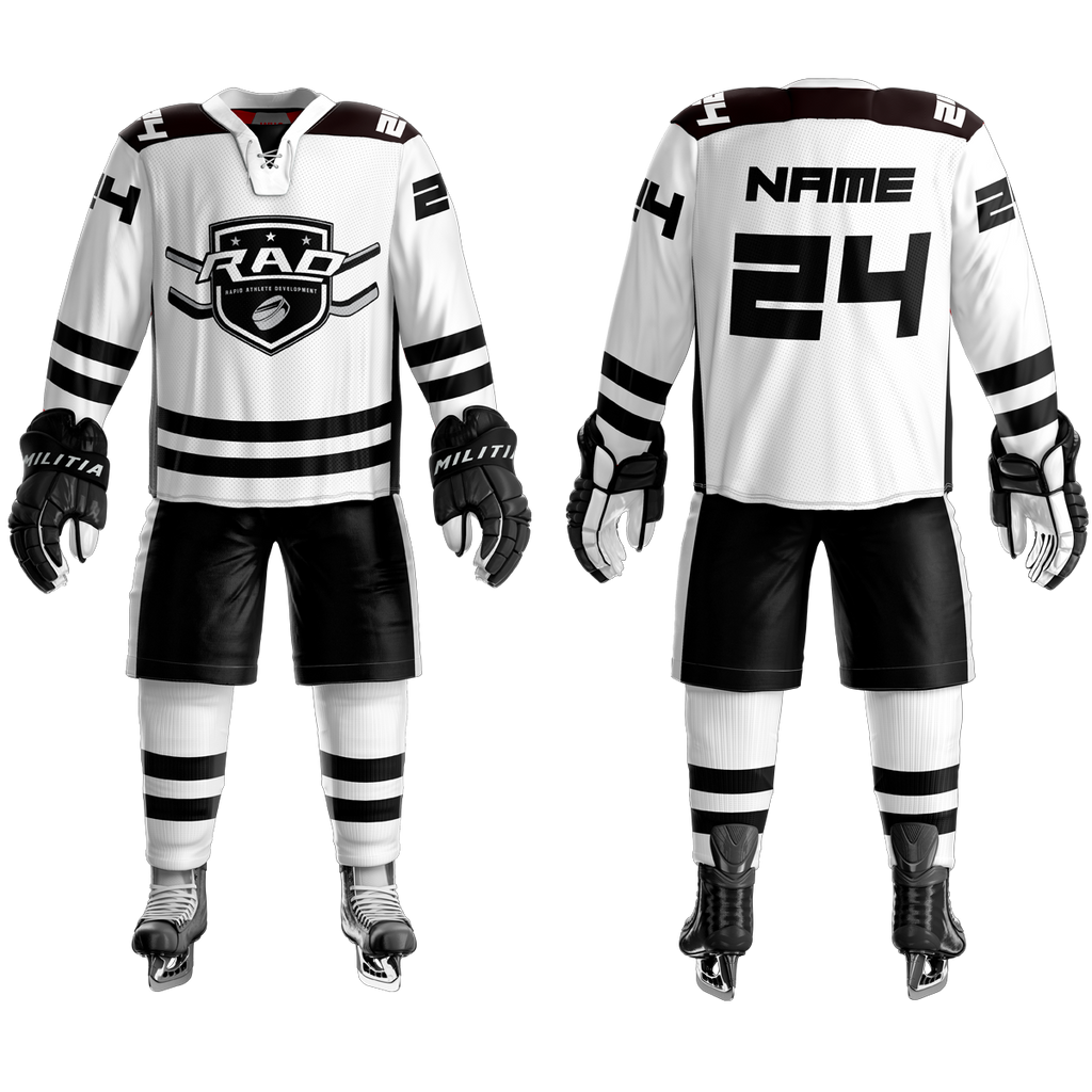 Rad Hockey Custom Sublimated Alternate Hockey Jersey
