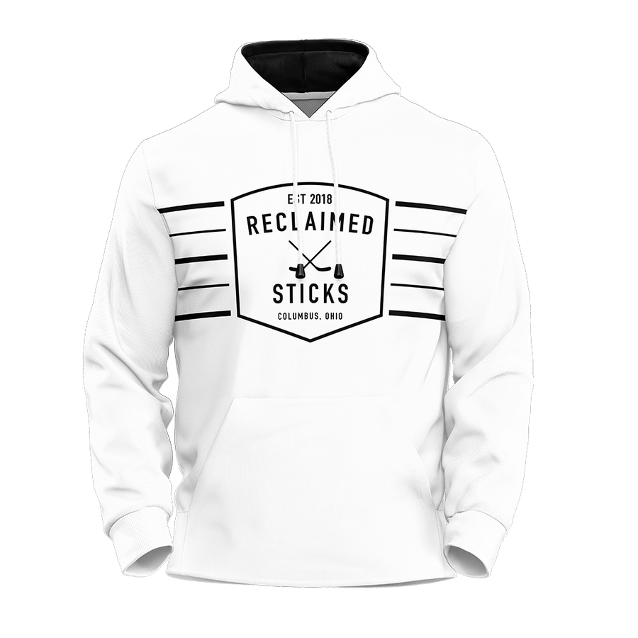 Reclaimed Sticks Custom Sublimated Away Hoodie