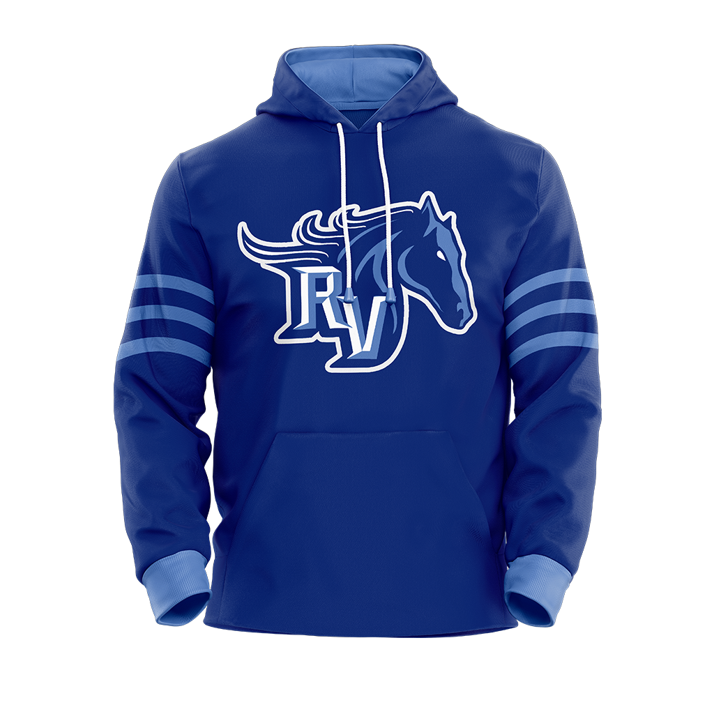 Team Ralston Valley Custom Sublimated Hoodie