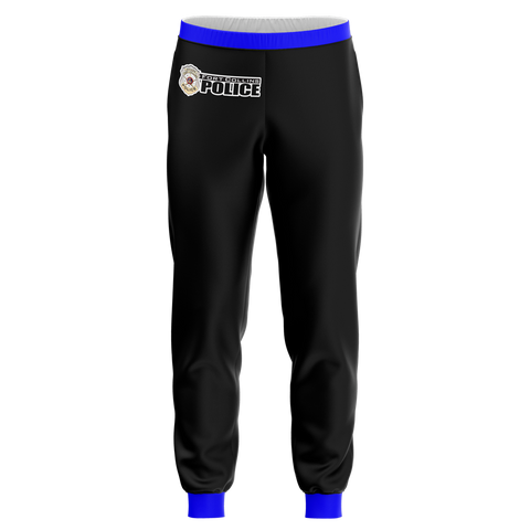Fort Collins Police Department Custom Sublimated Joggers
