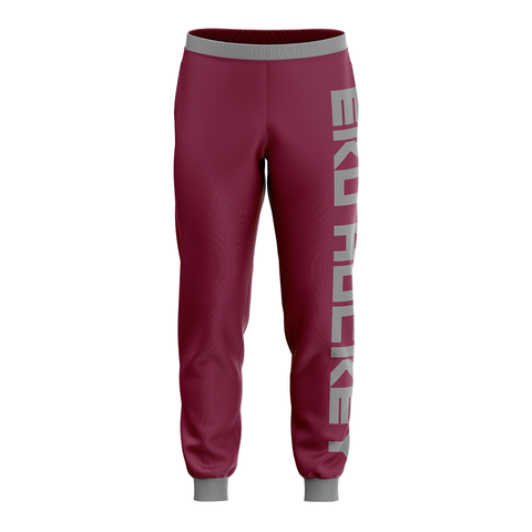 Eastern Kentucky University Custom Sublimated Joggers
