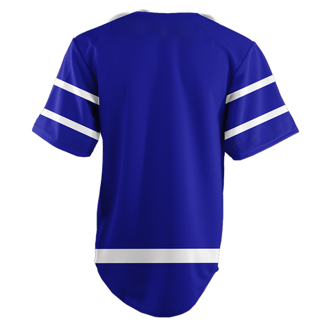 Image of TORONTO BASEBALL JERSEY - CUSTOM