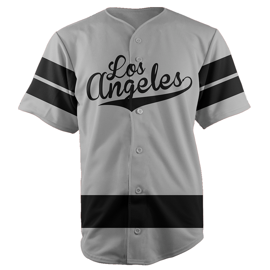 LOS ANGELES BASEBALL JERSEY