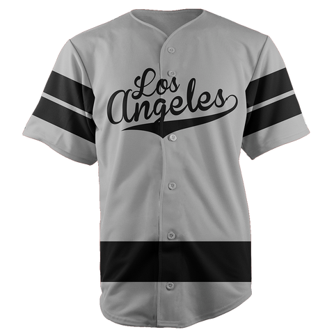 Image of LOS ANGELES BASEBALL JERSEY