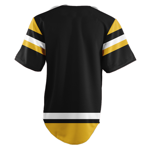 Image of PITTSBURGH BASEBALL JERSEY - CUSTOM