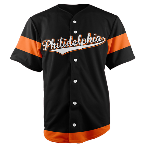 Image of PHILIDELPHIA BASEBALL JERSEY