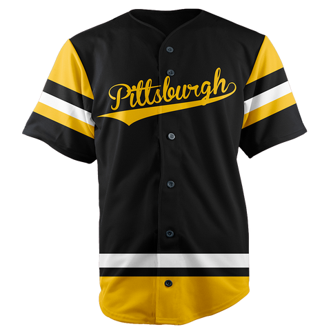 Image of PITTSBURGH BASEBALL JERSEY