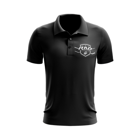 Rad Hockey Custom Sublimated Three-Button Polo