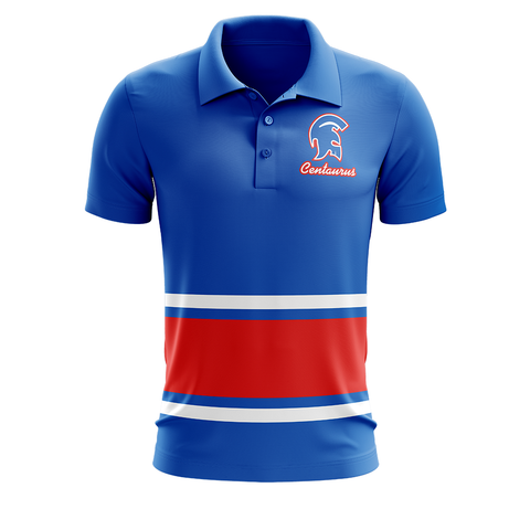 Centaurus Custom Sublimated Three-Button Polo