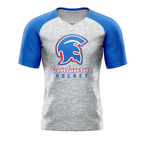 Centaurus Custom Sublimated Alternate Short Sleeve Workout Shirt