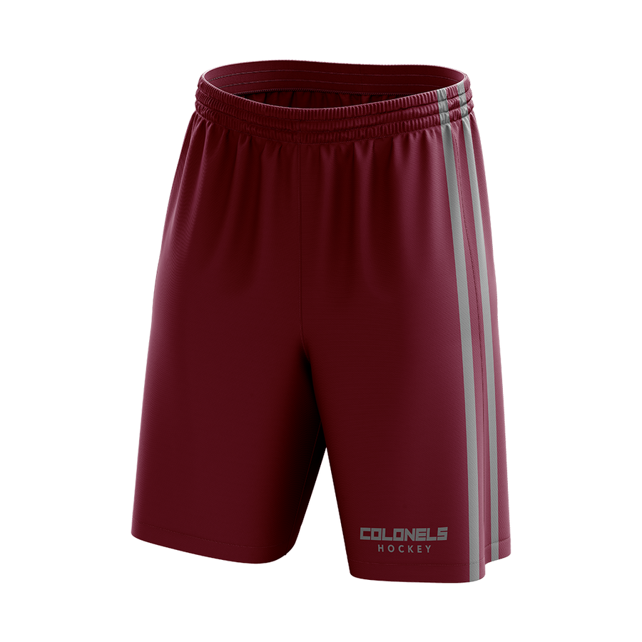 Eastern Kentucky University Custom Sublimated Home Workout Shorts