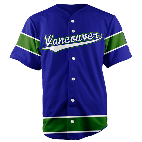 Image of VANCOUVER BASEBALL JERSEY