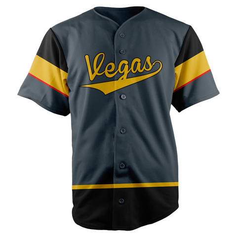 Image of LAS VEGAS BASEBALL JERSEY - CUSTOM