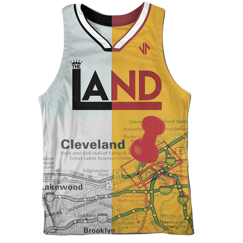 Image of Custom Basketball Jersey