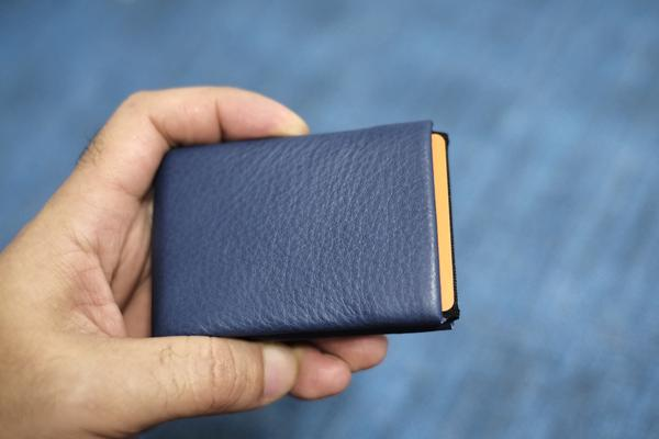 NERO Full Grain Leather Wallet