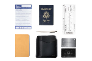 Disc Passport Wallet