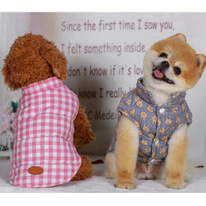 Small Dog Vest - Happy Tails