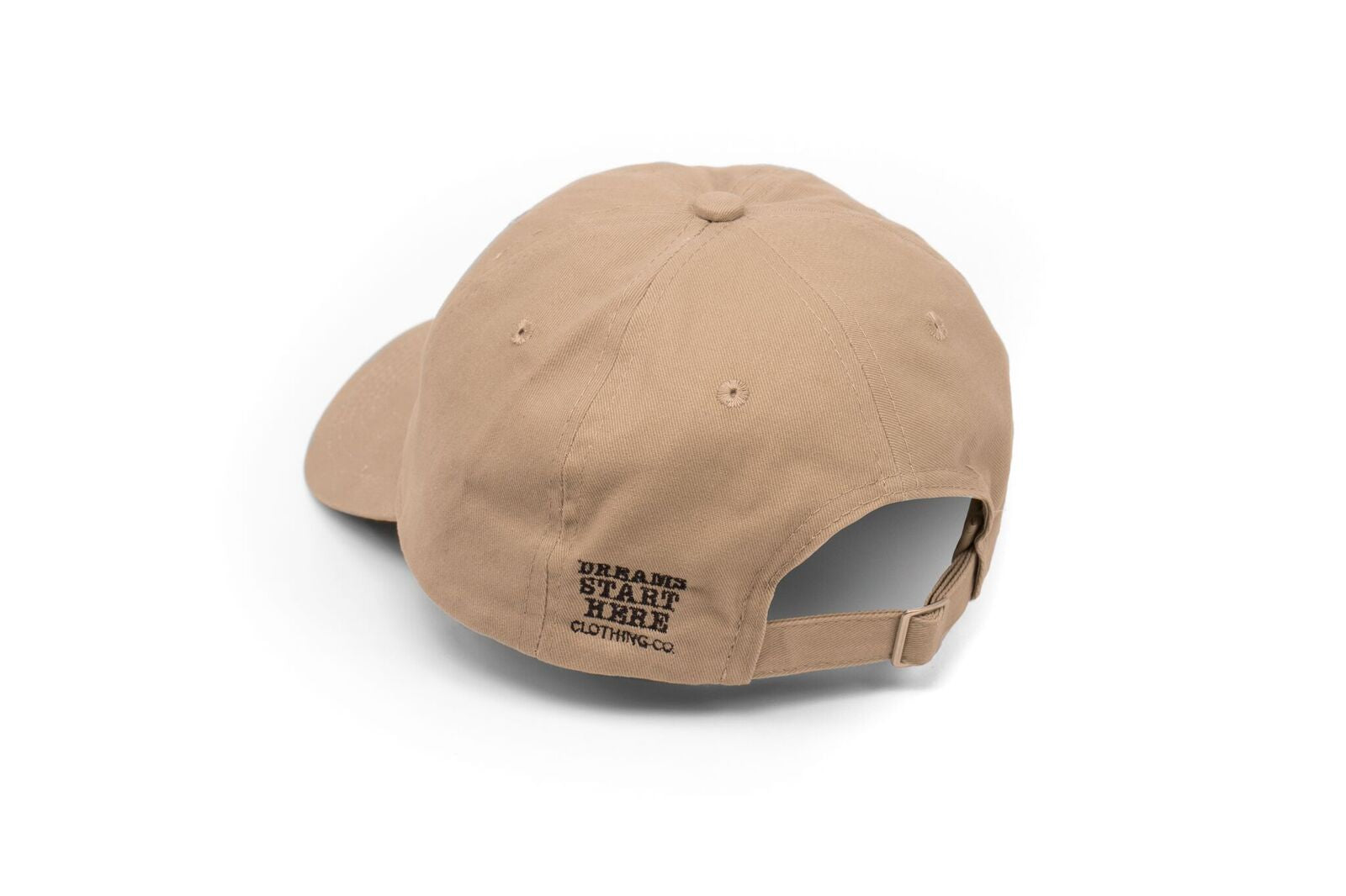 DSH cook-up dad cap khaki