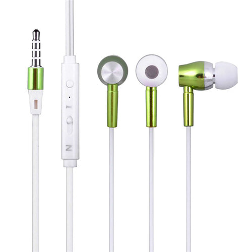 Headphones With Luminous Night Light Glowing Cable.