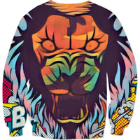 Nouwa graffiti sweatshirt