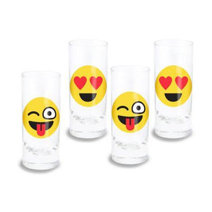 Emoji Shot Glasses