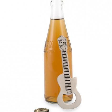 Retro Music Guitar Bottle Opener