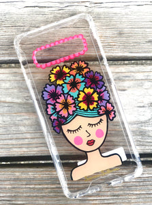 Muñeca Samsung S10 plus case