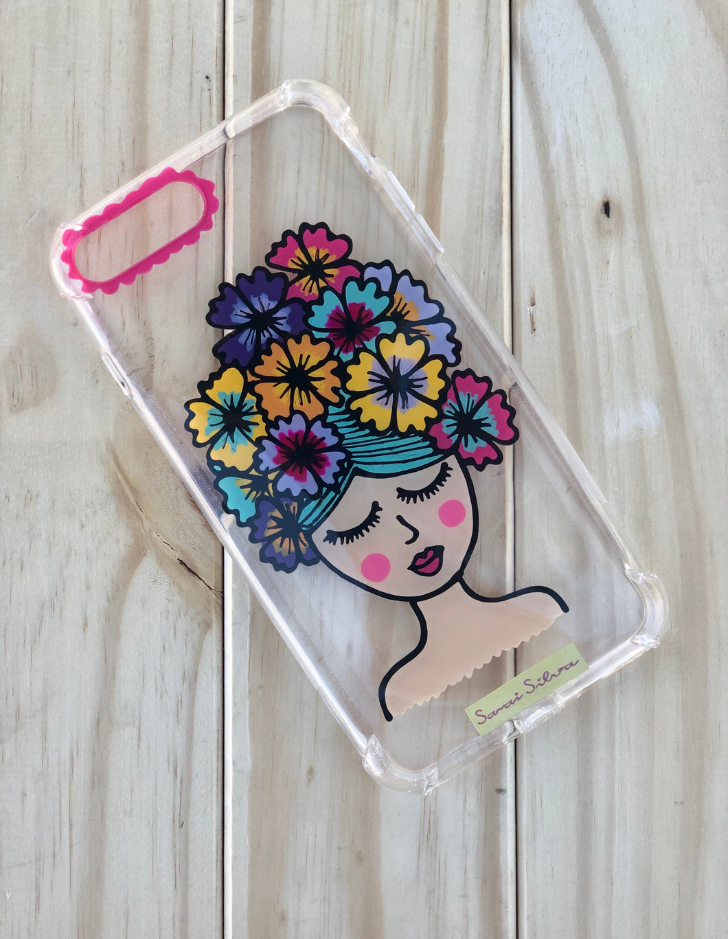 Muñeca iPhone 7plus/8plus case