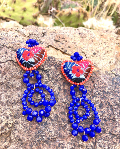 Lúa earrings