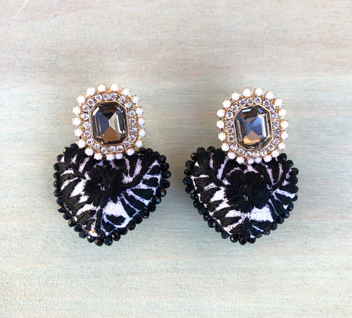 Azaba earrings