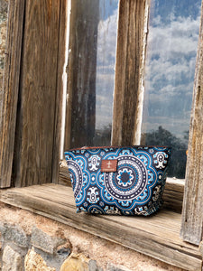 Talavera cosmetic bag