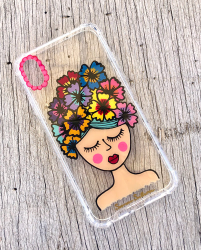 Muñeca IPhone XR case