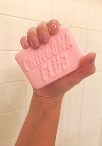 Chingona Club Bath Soap