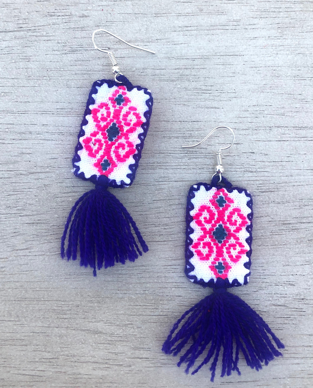 Kinich earrings