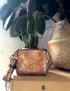Rose Gold Otomi crossbody