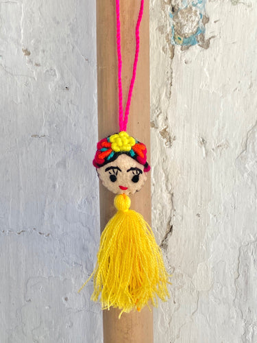Mini Fridita tassel