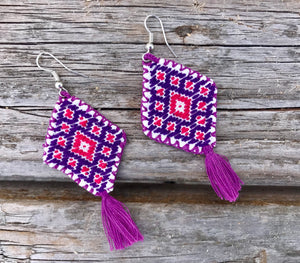 Rombos earrings