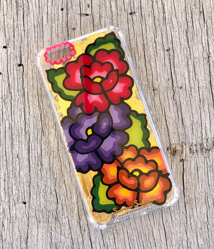 Flores iPhone 6/6s case