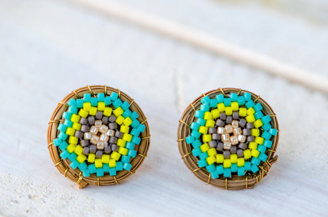 Marena stud earrings