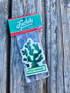 Little Nopales air freshener