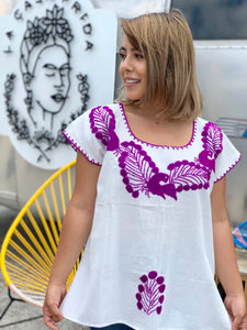 Pavo Real Blouse
