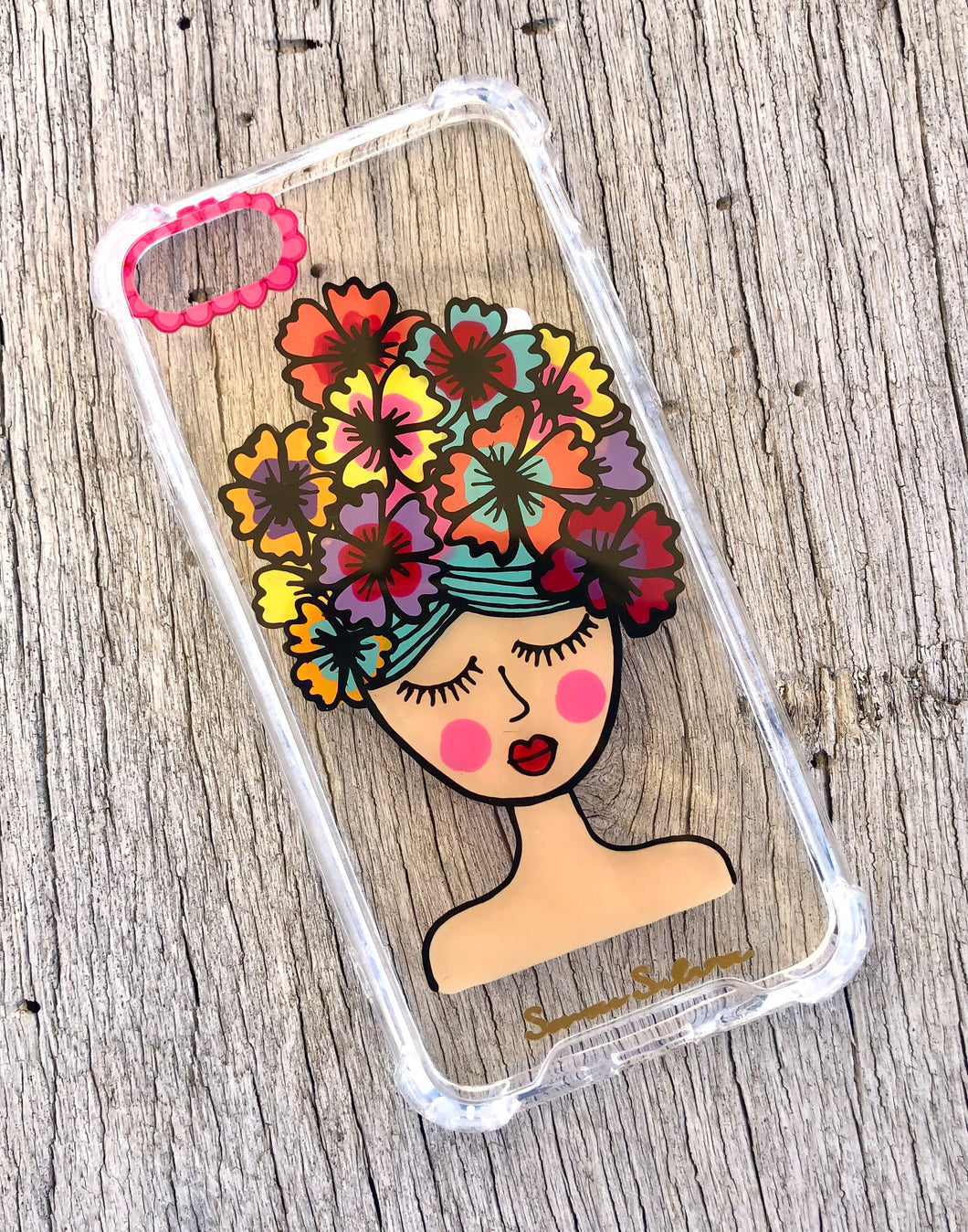 Muñeca iPhone 7/8 case