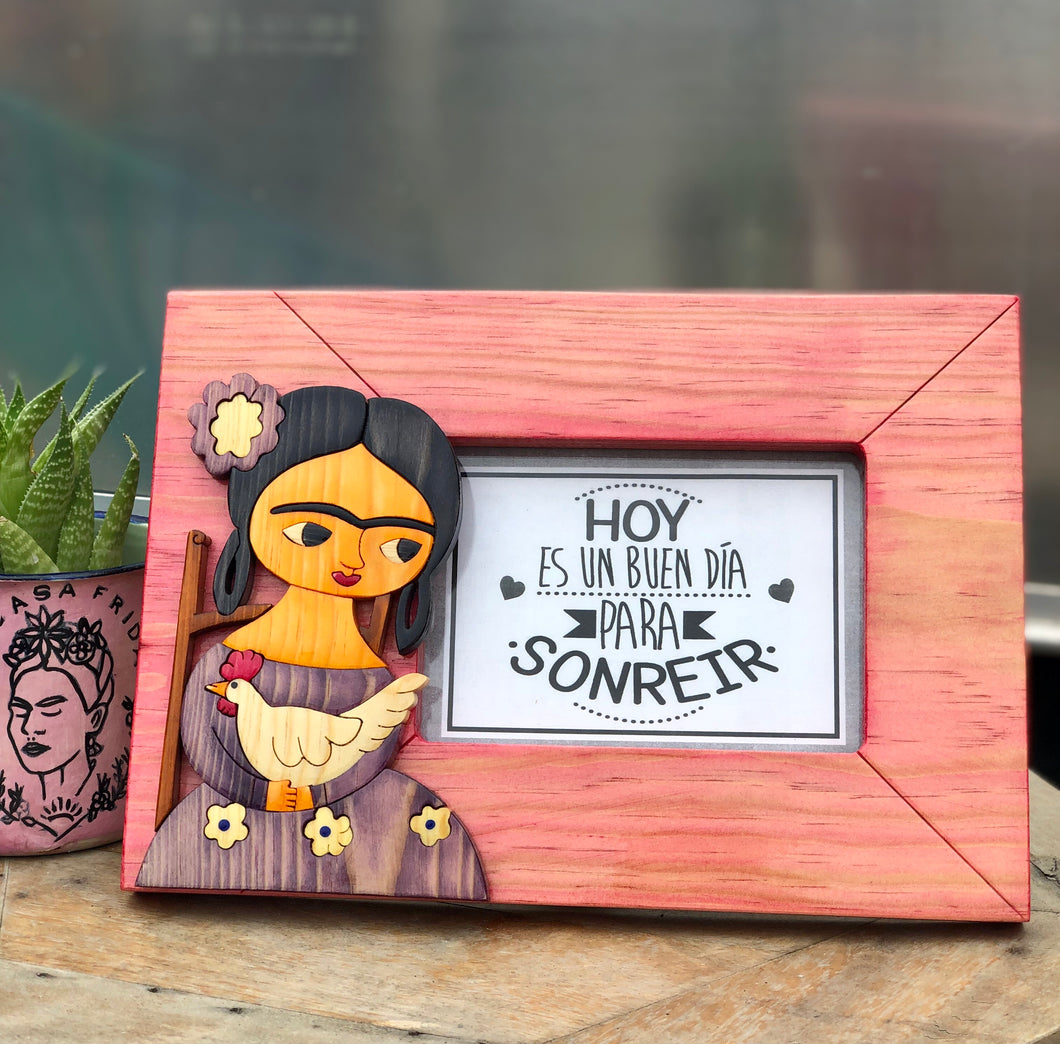 Frida picture frame