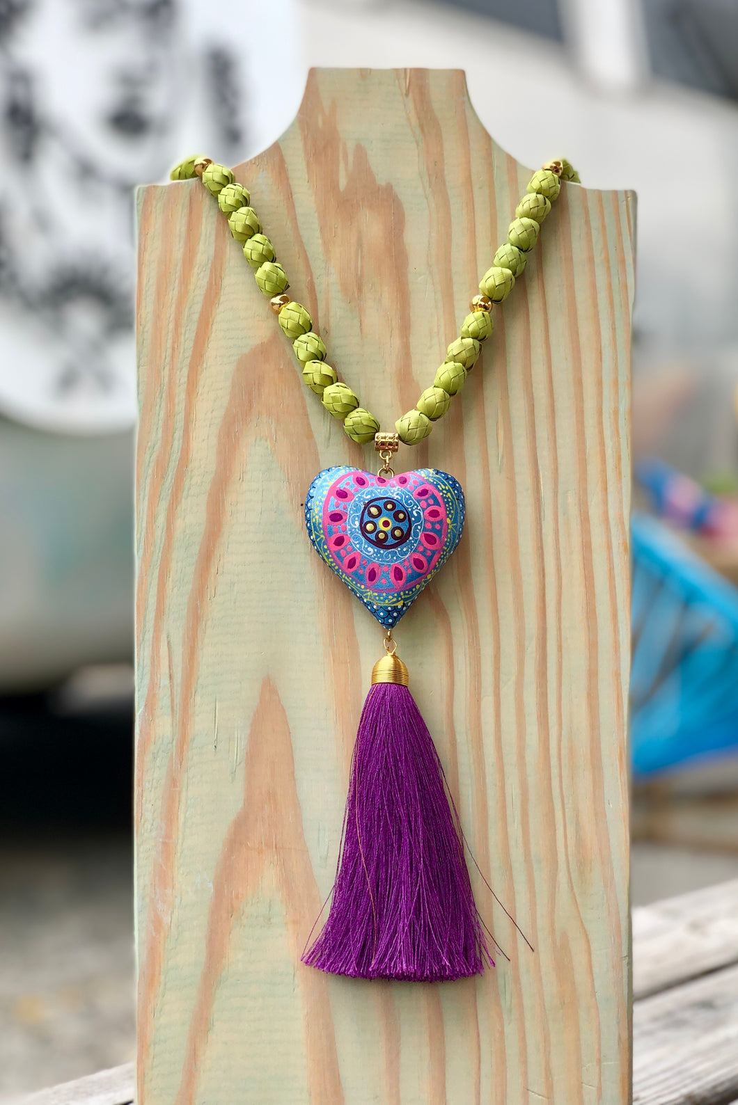 Citlali necklace