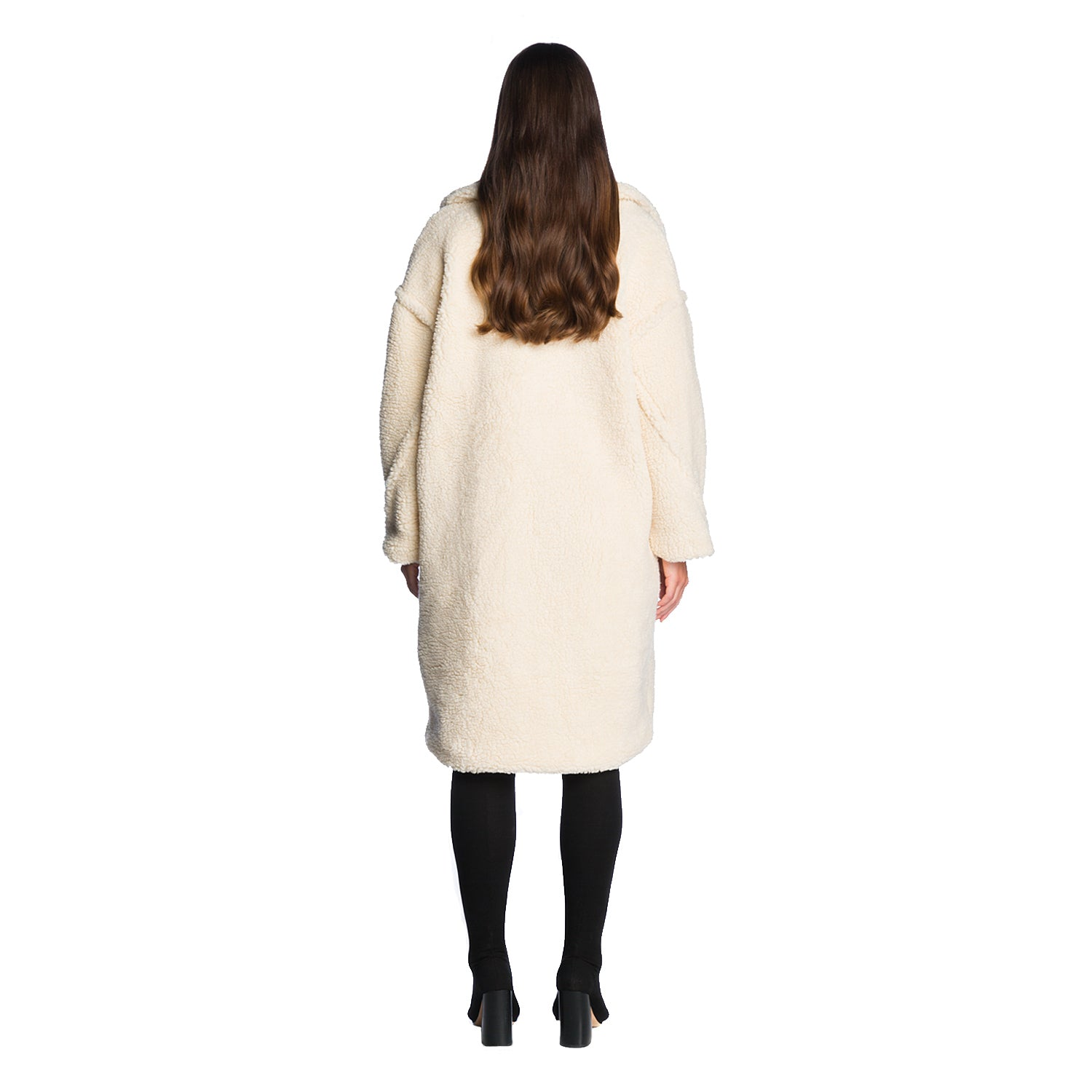The Teddy Coat (Cream)
