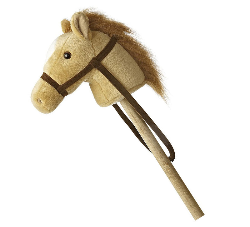 Beige Giddy Up Pony 37""