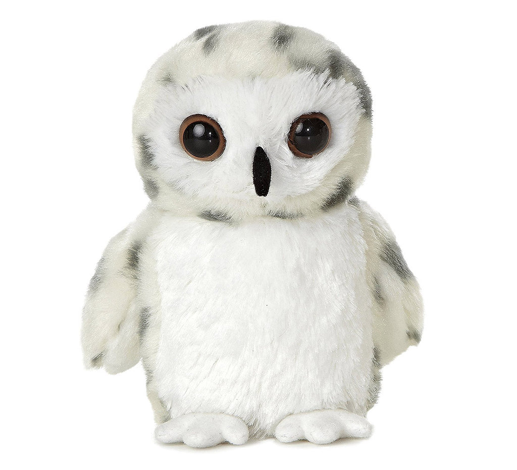 Mini Flopsies - Snowy Owl 8""